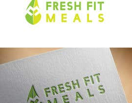 taulant12 tarafından Design a Logo for Fresh Fit Meals için no 132