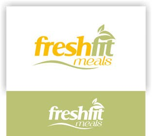 eugentita tarafından Design a Logo for Fresh Fit Meals için no 107