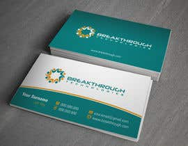 #36 cho Design some Business Cards for a startup bởi toyz86