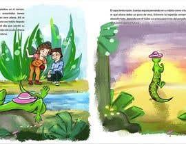 dalbarranduarte tarafından Maquetar/ Diseñar un libro de cuentos ilustrado için no 14