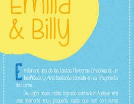 danielacamacho91 tarafından Maquetar/ Diseñar un libro de cuentos ilustrado için no 6