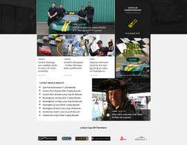 #9 untuk Design a Website for Car Racing Team oleh ervanfahren