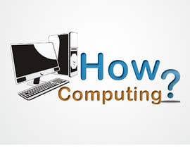 cristinaa14 tarafından Design a Logo for How Computing? için no 19
