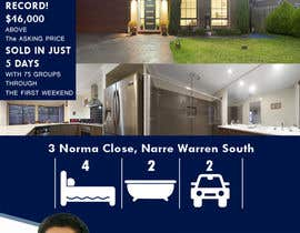 #51 cho Redesign a Flyer for Real Estate bởi iMacmania