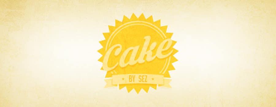 Konkurrenceindlæg #20 for Design a Logo for Cake by Sez
