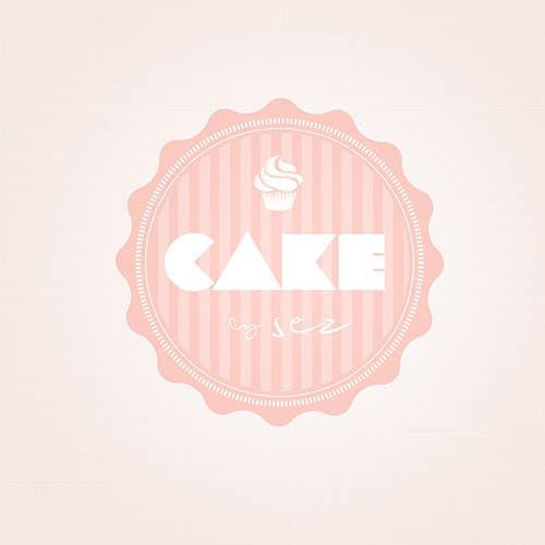 Konkurrenceindlæg #35 for Design a Logo for Cake by Sez