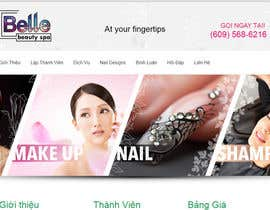 #32 untuk Design 4 banners for a beauty spa. oleh hirurgdesign