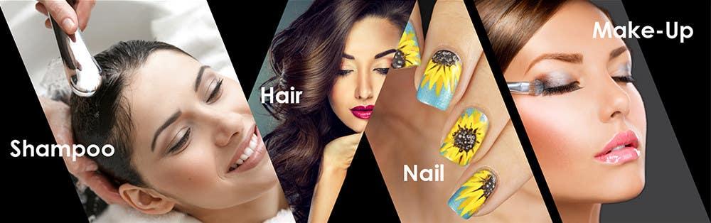 Penyertaan Peraduan #27 untuk Design 4 banners for a beauty spa.