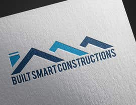 #4 untuk Design a Logo for Built Smart Constructions oleh amlike