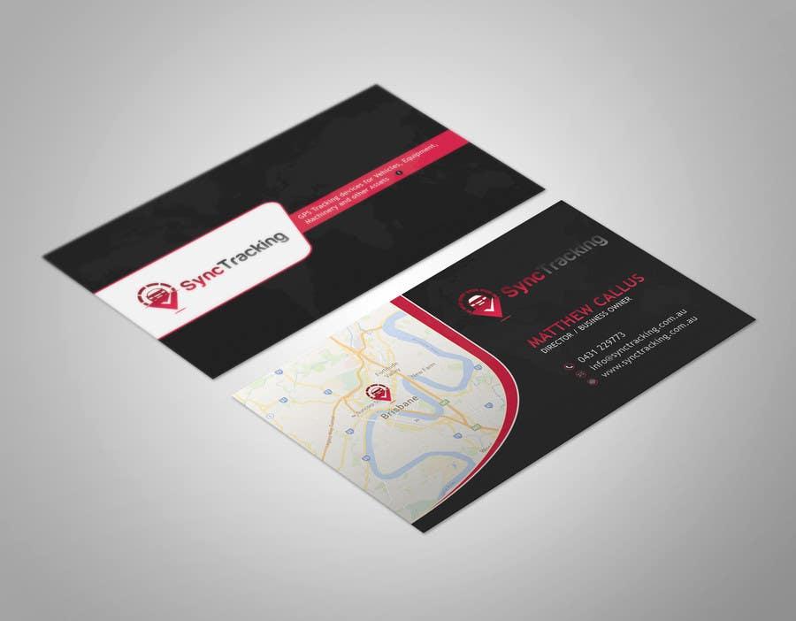 Konkurrenceindlæg #21 for Business Card redesign