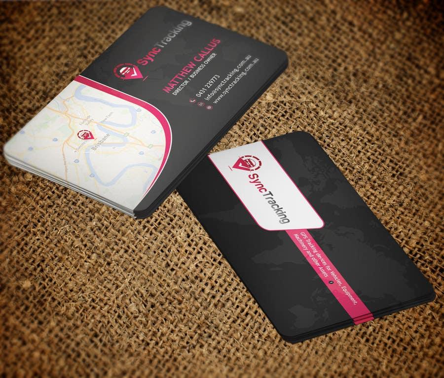 Konkurrenceindlæg #22 for Business Card redesign