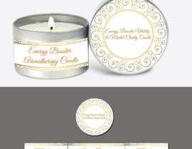 #1 for Pack Label for Candle Range Tins af sandrasreckovic