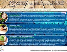 #15 cho Design a Flyer for our wellness programs bởi IDEAdesigns