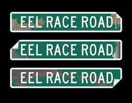 #35 untuk Eel Race Road logo oleh vivekdaneapen