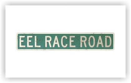 #27 untuk Eel Race Road logo oleh eugentita