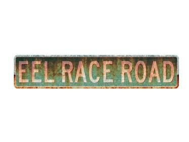 #30 untuk Eel Race Road logo oleh elfiword