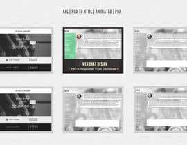 #7 for Design my portfolio page af bhishma03