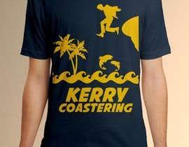 #22 for Design a Logo for Coasteering af dezsign