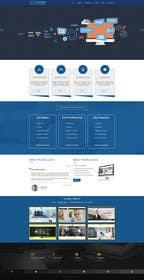 #1 untuk Branding + html for vevodesign.ro oleh logodesire