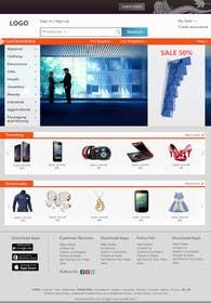 #11 untuk Branding + html for vevodesign.ro oleh jinkxnegi