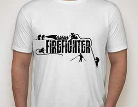 #31 untuk Design a T-Shirt for FireFashion (firefighter theme) oleh KaimShaw