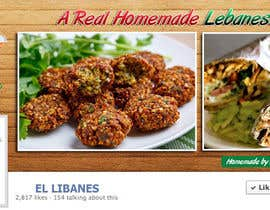 #7 cho Cover photo for Facebook - Lebanese Food Restaurant bởi jhess31