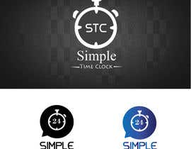#58 for Design a Logo and Branding for a time-clock site af INITS