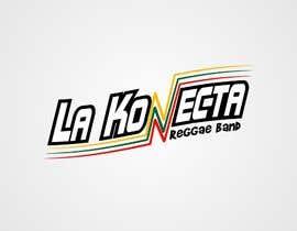 #44 for Diseñar un logotipo para grupo musical de Reggae af pherval