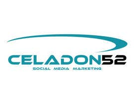 #55 untuk Design a Logo for Celadon 52 Social Media Marketing oleh Bunderin