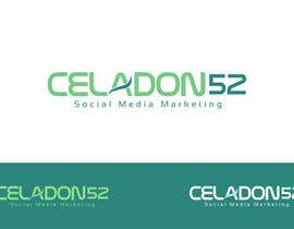 #35 untuk Design a Logo for Celadon 52 Social Media Marketing oleh dlanorselarom