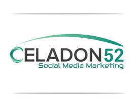 #16 untuk Design a Logo for Celadon 52 Social Media Marketing oleh georgeecstazy
