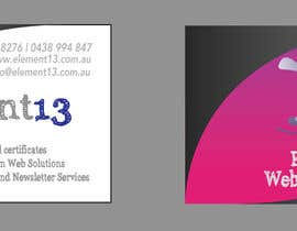 #3 untuk Update some Business Cards from old design oleh dworker88