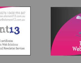 #4 untuk Update some Business Cards from old design oleh dworker88