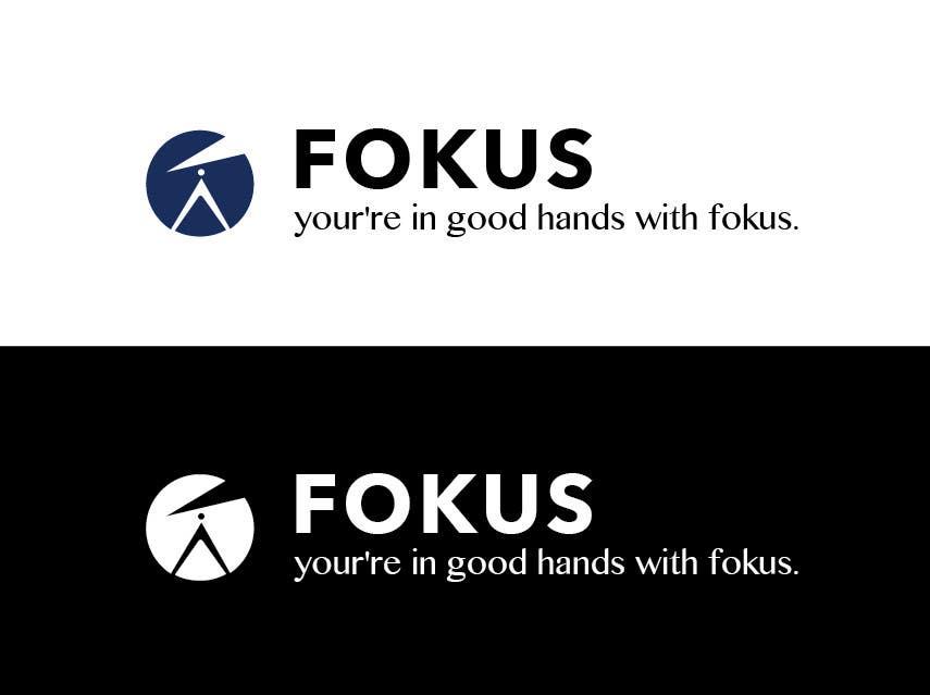 Penyertaan Peraduan #59 untuk Fokus Logo for our re-brand.