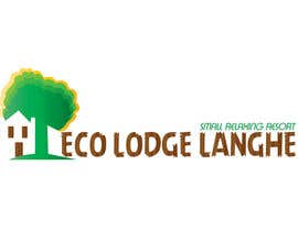 #18 for draw a logo for ECO LODGE LANGHE by Nusunteu1