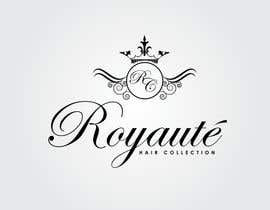 #11 for Design a Logo for Royaute Hair Collection by strezout7z