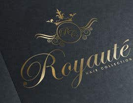 #12 untuk Design a Logo for Royaute Hair Collection oleh strezout7z