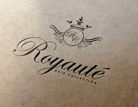 #13 for Design a Logo for Royaute Hair Collection af strezout7z