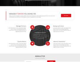 #55 untuk Design a Website Mockup for Milnsbridge oleh syrwebdevelopmen