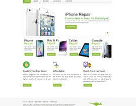 #14 untuk Design a Website Mockup for a Wordpress site -- 2 oleh yasirmehmood490