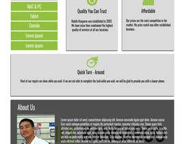 #2 untuk Design a Website Mockup for a Wordpress site -- 2 oleh xenixphp