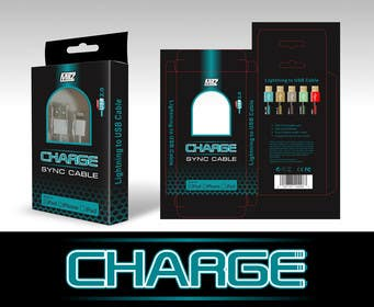#17 for Create Packaging Designs for iPhone Cable af AramDesigne