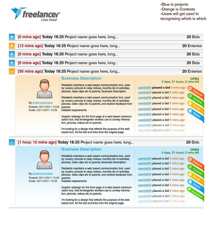 Contest Entry #8 for Simple Graphic Design for Freelancer.com