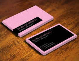 #35 for Design some Business Cards for Hair & Makeup Artist af dinesh0805
