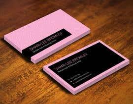 #35 untuk Design some Business Cards for Hair & Makeup Artist oleh dinesh0805