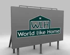 #11 untuk Design a Logo for World like Home oleh logoup