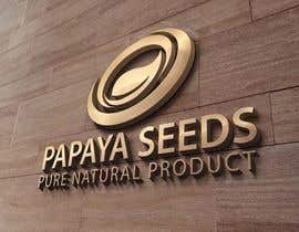 #63 , corporate design of a marketing company for papaya seeds 来自 sanzidadesign