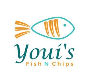#10 untuk Design a Logo for me Youi's Fish N Chips oleh mogado