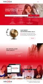 #9 for Infini-Talk International Calling Card Website & Poster Design af zicmedia