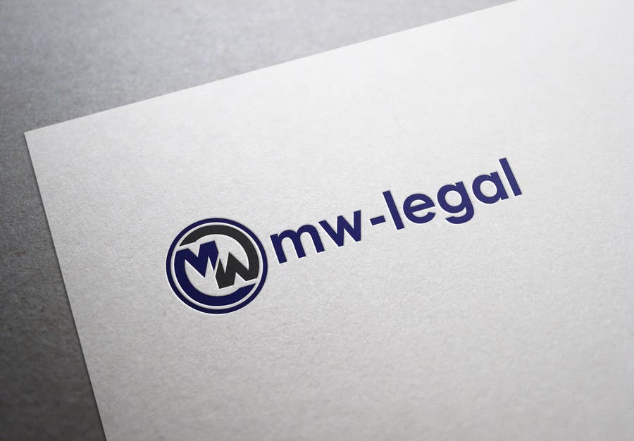 Konkurrenceindlæg #12 for Design a Logo for MW-Legal! (Simple)